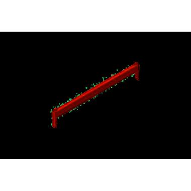 Ригель клиновой б/у
