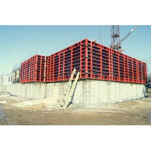 Опалубка в строительстве монолитных зданий